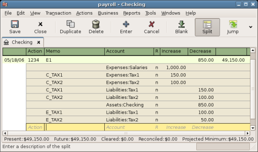 Payroll Example 2
