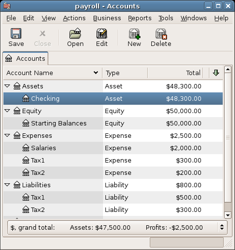 Payroll Example 3