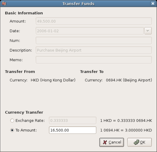 Recording Purchases In A Foreign Currency